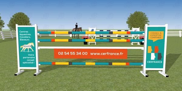 "Obstacle ""Cerfrance"""