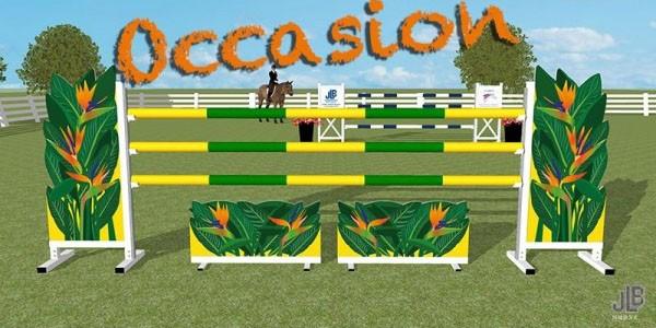 Materiel Obstacle Equitation Occasion Jlb Horse