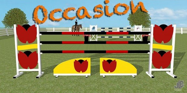 """Obstacle d'occasion """"prestige"""" 0180163 - Équipements d'occasion"""