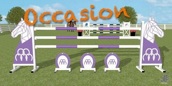 """Obstacle d'occasion """"prestige"""" 0180167 - Équipements d'occasion"""