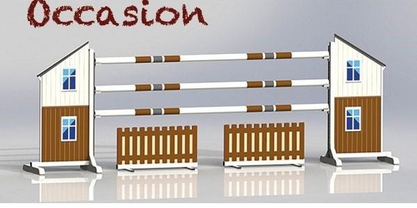 """Obstacle d'occasion """"prestige"""" 0180140 - Équipements d'occasion"""