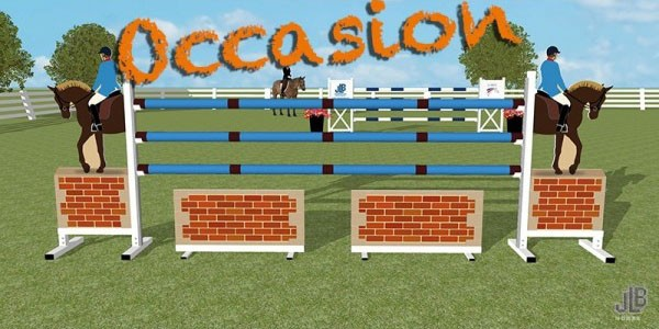 Obstacle d'occasion...