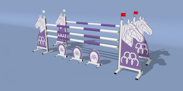 Obstacle prestige 0180167