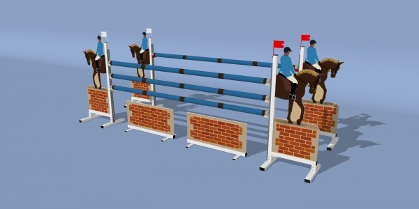 Obstacle prestige 0180165