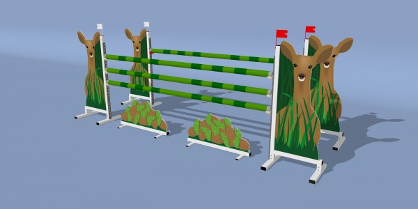 Obstacle prestige 0180152 - Obstacle Prestige chevaux