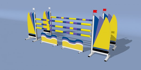 Obstacle prestige 0180116JB