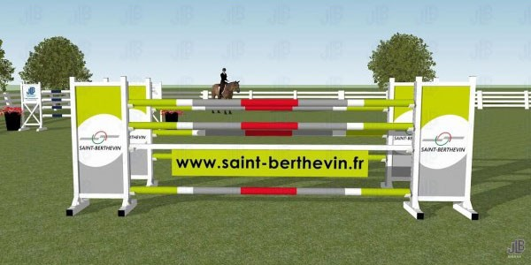 "Obstacle ""Saint-berthevin"""