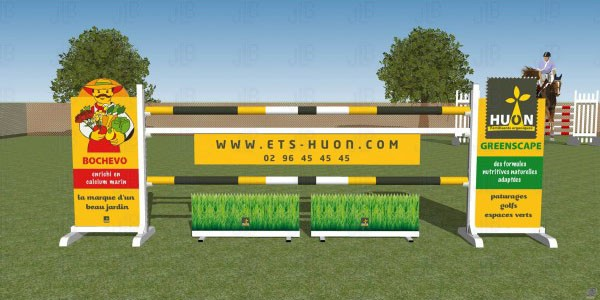 "Obstacle ""ETS-HUON"""