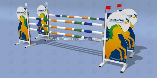 "OBSTACLE ""LA MANCHE"""