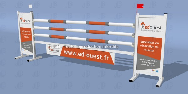 "Obstacle ""ED-OUEST"""