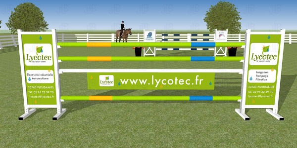 "Obstacle ""LYCOTEC"""