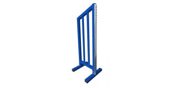 Chandelier d'obstacle aluminium gamme 80 - Chandelier d'obstacle Alu